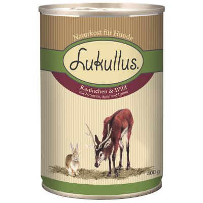Set prova Lukullus + 12 Ossi da 5 cm