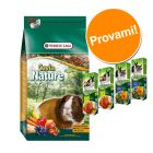 Set prova misto! Cavia Nature per porcellini d'India