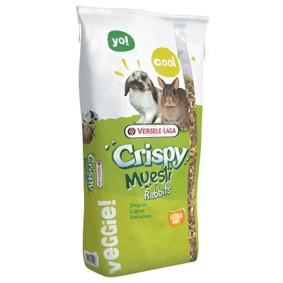 Set prova misto! Crispy per conigli