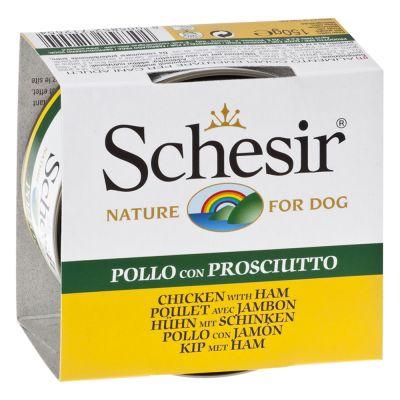 Set prova misto! Schesir Dog secco + umido