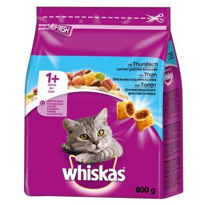 Set prova misto Whiskas secco + umido