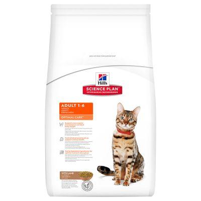 Set prova misto! 4 x 400 g Hill's Science Plan Feline