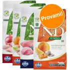Set prova misto! 4 x 1,5 kg Farmina N&D Grain Free