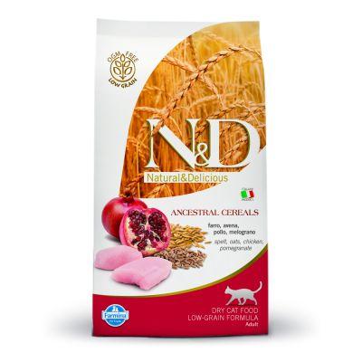Set prova misto! 3 x 1,5 kg Farmina N&D Low Grain