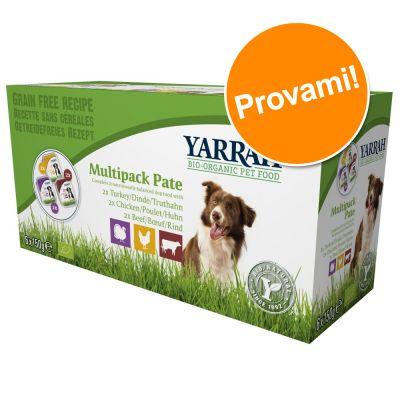 Set prova misto! Yarrah Bio Wellness Paté 6 x 150 g
