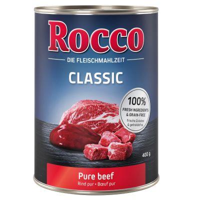 Set prova Rocco Classic 6 x 400 g + 6 Ossi Barkoo