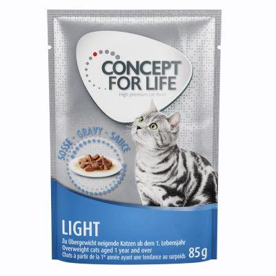 Set risparmio! Concept for Life 48 x 85 g