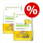 Set risparmio! 2 x 7 kg oppure 3 x 2 kg Trainer Natural Small & Toy
