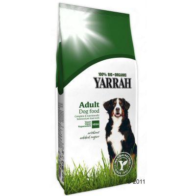 Set vegetariano! 10 kg + 6 x 150 g Yarrah Bio