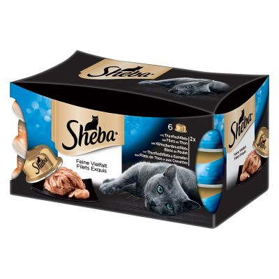 Sheba Tresor 24 x 80 g