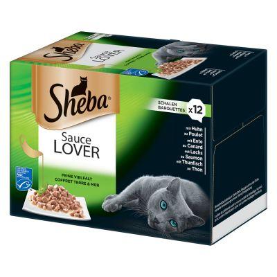 Sheba Vaschette 96 x 85 g