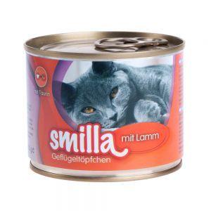 Smilla Geflügeltöpfchen 6 x 200 g