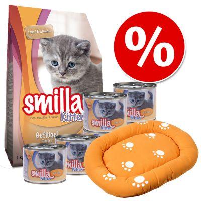 Smilla Kitten Starter Set + Cuscino
