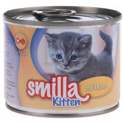 Smilla Kitten 24 x 200 g