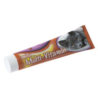 Smilla multivitaminas y malta para gatos - Pack de prueba