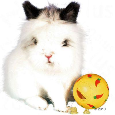 Snacky pelota rellenable de Trixie para roedores
