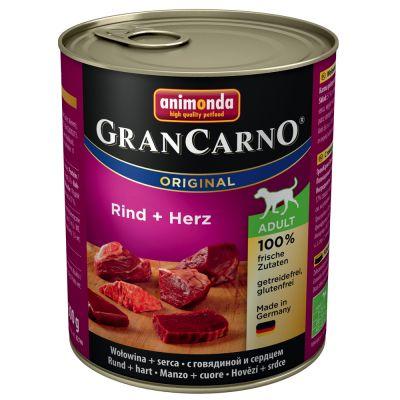 Sparpaket Animonda GranCarno Original Adult 24 x 800 g