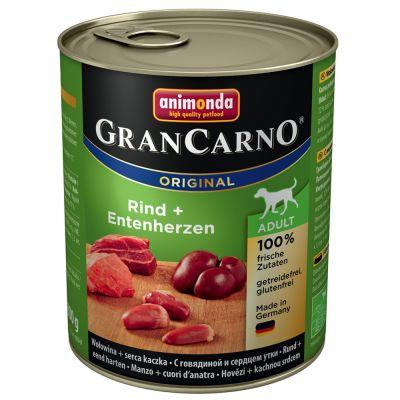 Sparpaket Animonda GranCarno Original 12 x 800 g