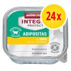 Sparpaket Animonda Integra Protect Adult Adipositas 24 x 100 g