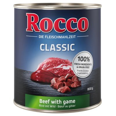Sparpaket Rocco Classic 12 x 800 g