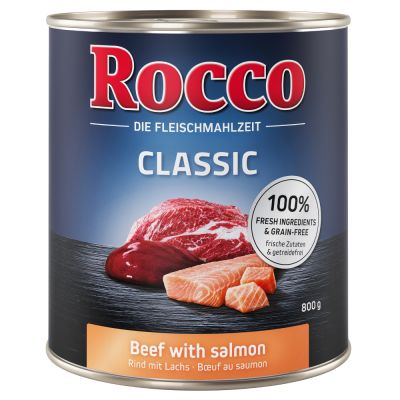 Sparpaket Rocco Classic 24 x 800 g