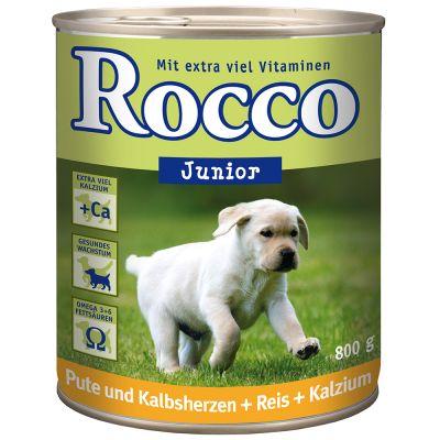 Sparpaket Rocco Junior 12 x 800 g