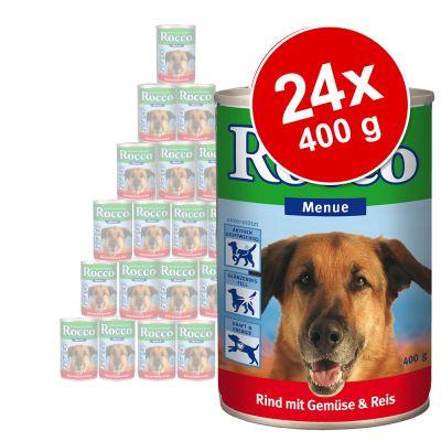Sparpaket Rocco Menü 24 x 400 g