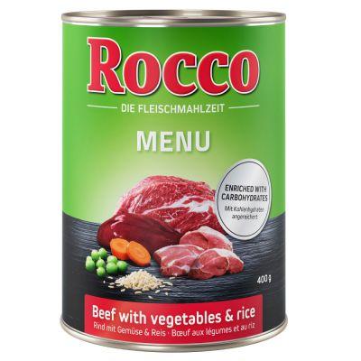 Sparpaket Rocco Menü 12 x 400 g