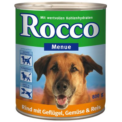 Sparpaket Rocco Menue 12 x 800 g