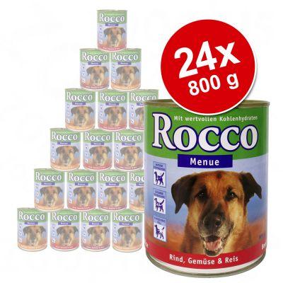 Sparpaket Rocco Menue 24 x 800 g