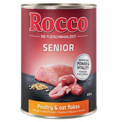 Sparpaket Rocco Senior 24 x 400 g