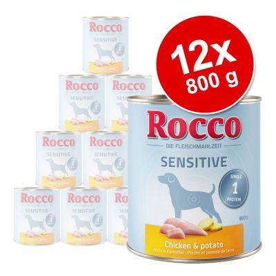 Sparpaket Rocco Sensitive 12 x 800 g