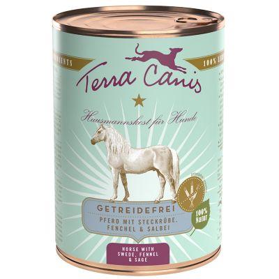 Sparpaket Terra Canis Getreidefrei 12 x 400 g