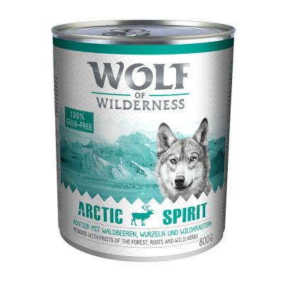 Sparpaket Wolf of Wilderness Adult 12 x 800 g