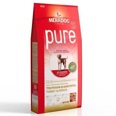 Sparpaket 2 x 12,5 kg Meradog Mix pure getreidefrei zum Sonderpreis