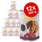Sparpaket zooplus Classic 12 x 400 g