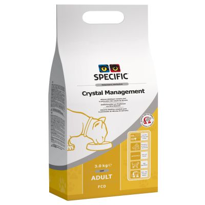 Specific Cat FCD Crystal Management pour chat