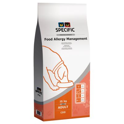 Specific Dog CDD - Food Allergy Management