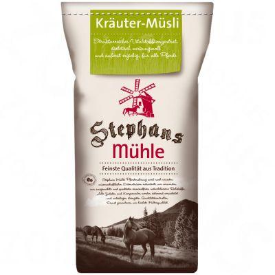 Stephans Mühle Müsli di erbette aromatiche