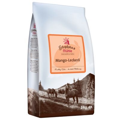 Stephans Mühle Snack al mango