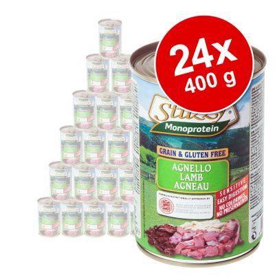 Stuzzy Dog Monoprotein 24 x 400 g