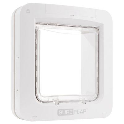 sureflap mikrochip haustierklappe connect g nstig kaufen bei zooplus. Black Bedroom Furniture Sets. Home Design Ideas