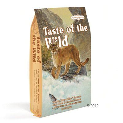 Taste of the Wild para gatos - Pack mixto