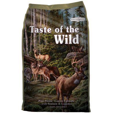 Taste of the Wild - Pine Forest Hondenvoer