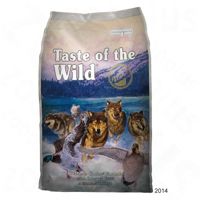 Taste of the Wild Wetlands Canine pour chien