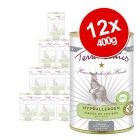 Terra Canis Hypoallergenic Saver Pack 12 x 400g