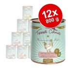 Terra Canis Senza cereali 12 x 800 g