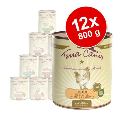 Terra Canis 12 x 800 g