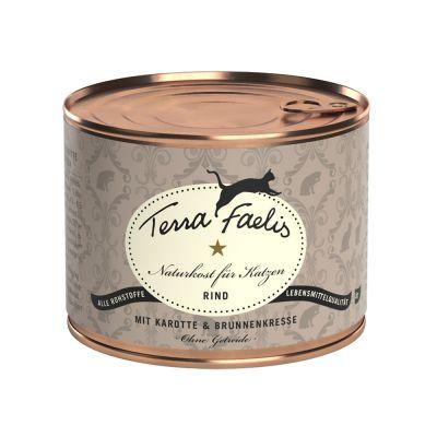 Terra Faelis Fleisch-Menü 6 x 200 g