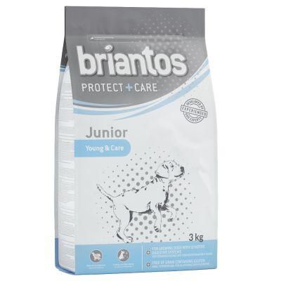 Testen: Briantos Protect + Care 1,5 kg + 1,5 kg gratis!